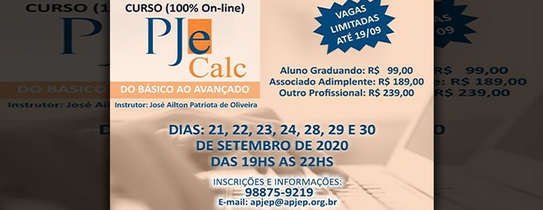 PJE_Calc